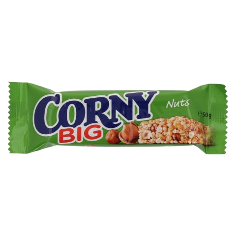Müslibatoon sarapuupähkli Corny Big 50g