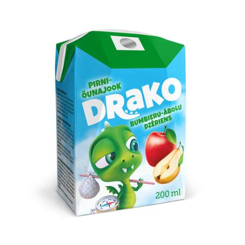 Jook pirni-õuna Drako 200ml