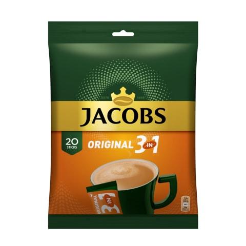 Kafijas dzēriens Jacobs 3in1 20x15,2g
