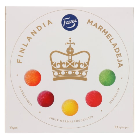 Marmelāde Finlandia 500g