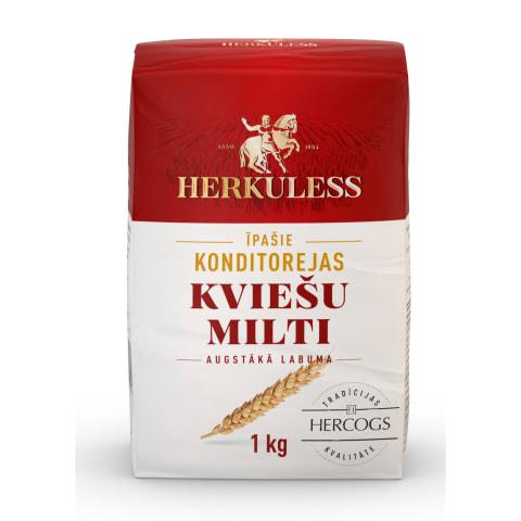 Kviešu milti Herkuless īpašie 1kg