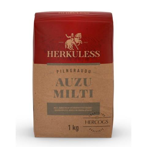Pilngraudu auzu milti Herkuless 1kg