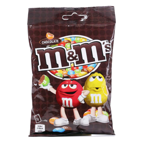 Dražejas M&M's šokolādes 90g
