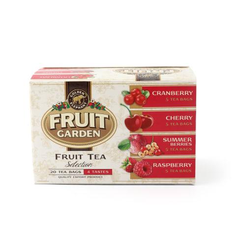 Augļu tēja Fruit Garden Select 20x2g