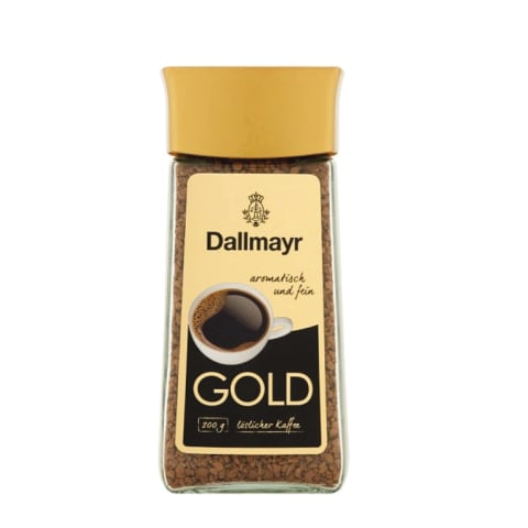 Šķīstošā kafija Dallmayr Gold 100g