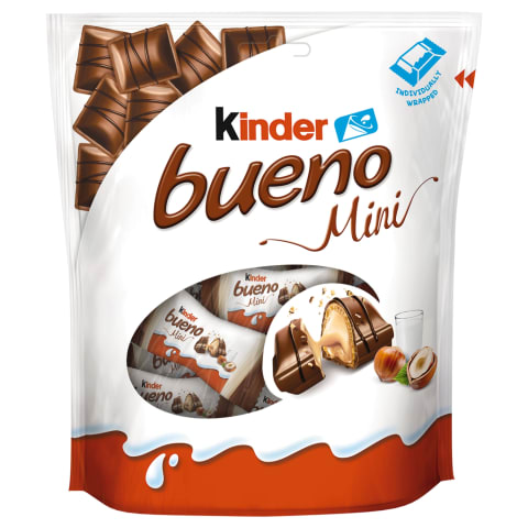 Šokolādes konfektes Kinder Bueno mini 108g