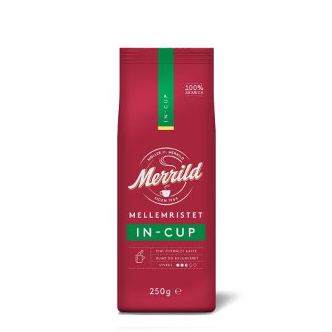 Maltā kafija Merrild in-cup 250g