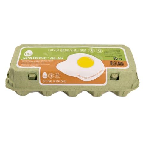 Olas Sprīdīši M izmēra 10gab.