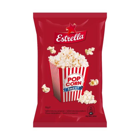 Popkorns kukurūzas saldais 90 g