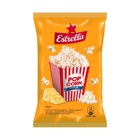 Popkorns kukurūzas ar siera garšu 90 g