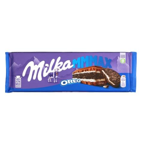 Piena šokolāde Milka Oreo 300g
