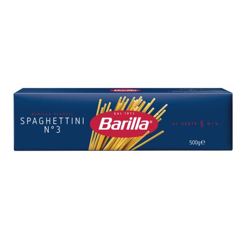 Makaroni Barilla Nr.3 Spaghettini 500g