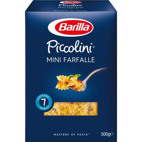Pasta Barilla Mini Farfalle-Piccolini 500g