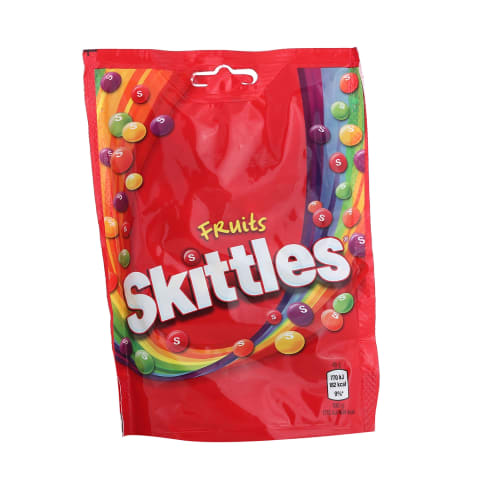 Konfektes Skittles Fruits 174g