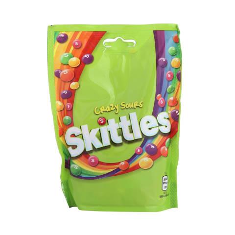 Konfektes Skittles Crazy Sours 174g