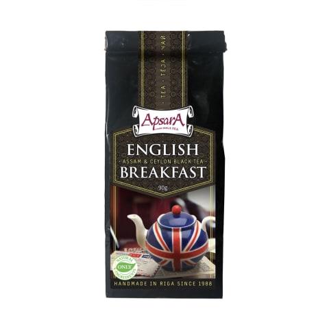 Melnā tēja Apsara Angļu Brokastis 90g