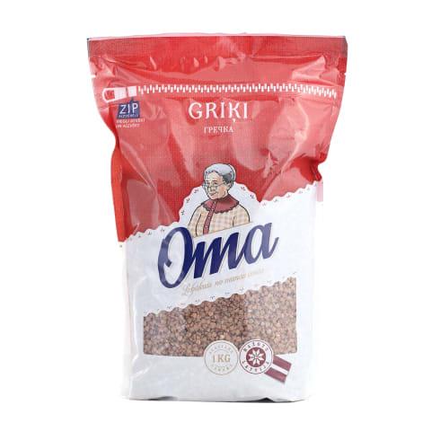 Griķi Oma 1kg