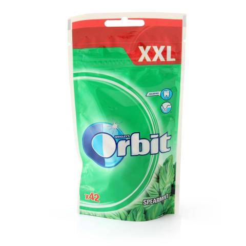 Kramtomoji guma ORBIT SPEARMINT, 58g