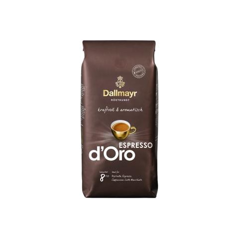 Kafijas pupiņas Dallmayr Espresso d'Oro 1kg
