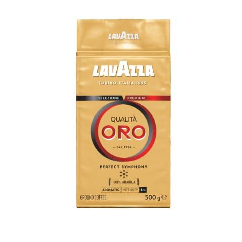 Kohv jahvatatud Lavazza Oro 500g