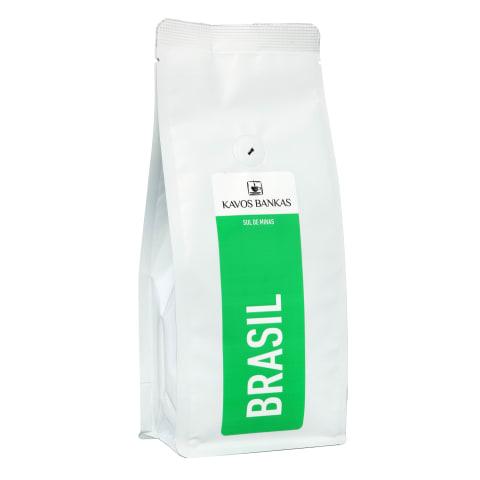 Malta kava KAVOS BANKAS BRASIL, 250g