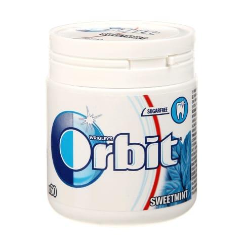 Kramtomoji guma ORBIT SWEETMINT, 84 g