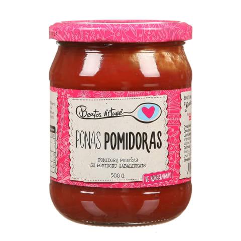 Pomidorų padažas PONAS POMIDORAS, 500g