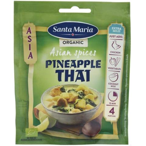 Maitseainesegu Thai ananassi Santa Maria 30 g