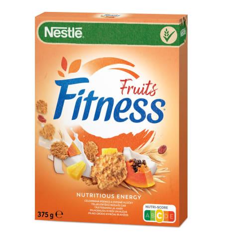 Pilngraudu pārslas Nestle Fitness augļu 375g