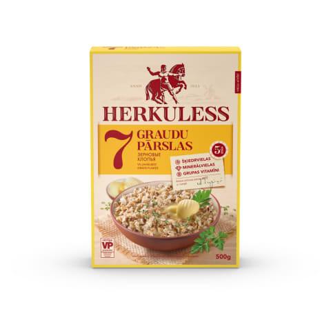 Pārslas Herkuless 7 graudu 500g