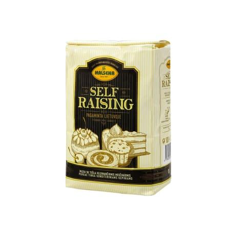 Kvietiniai miltai MALSENA SELF RAISING, 1kg