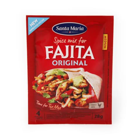 Fajita maitseainesegu Santa Maria 28g