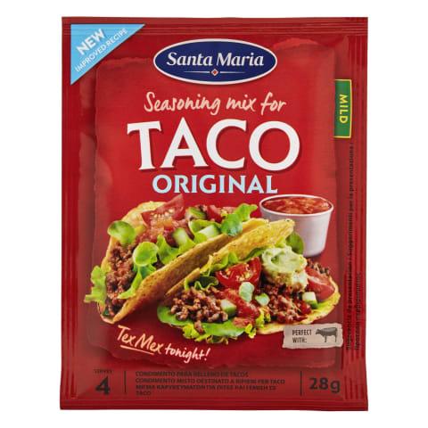 Taco maitseainesegu Santa Maria 28g