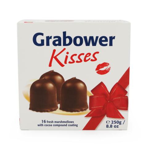 Šokolādes suflē Choco Kisses 250g
