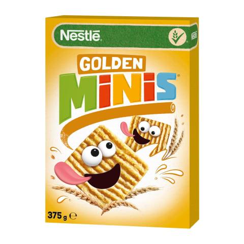 Brokastu pārslas Nestle Golden Minis 375g