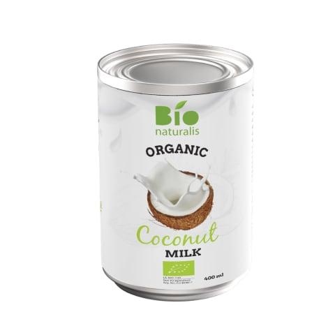 Ekologišk.kokosų gėrimas BIONATURALIS, 400ml