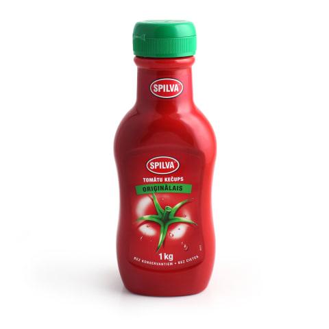 Kečups Spilva tomātu oriģinālais 1kg