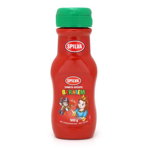 Kečups Spilva tomātu bērniem 500g