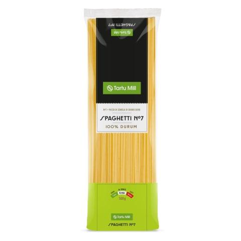 Makaronid Spaghetti nr.7 Tartu Mill 500g