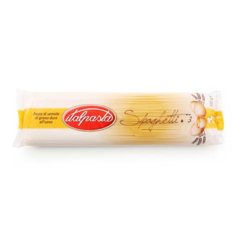 Olu makaroni Italpasta Spaghetti 500g