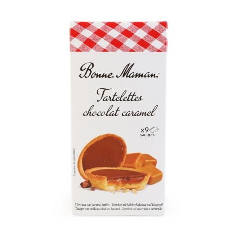 Cepumi Bonne Mamman šokolādes karameļu 135g