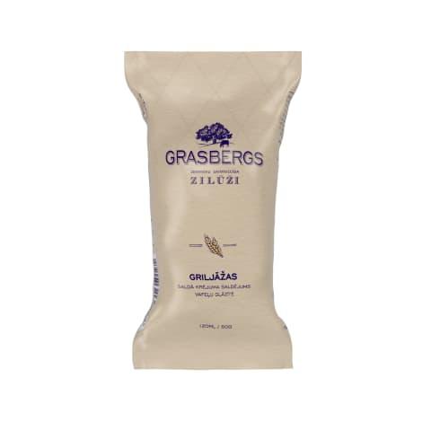 Saldējums Grasbergs griljāžas 120ml/50g