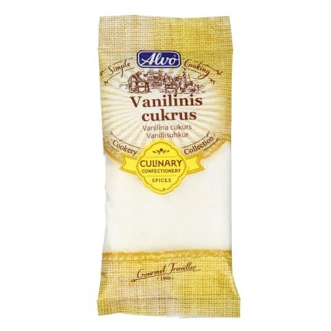 Vanilinis cukrus ALVO, 100g