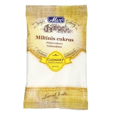 Miltelinis cukrus ALVO, 100g