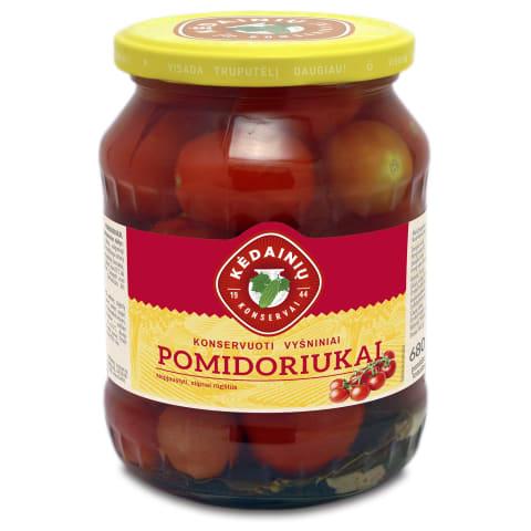 Vyšniniai pomidorai KKF, 680g