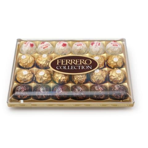 FERRERO COLLECTION saldainiai, 269g