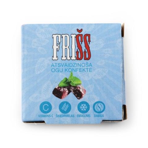 Atsvaidzinoša konfekte Frišs ar C vitam. 10g