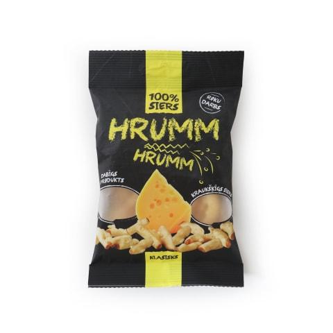 Kraukšķīgs siers Hrumm klasisks 35g