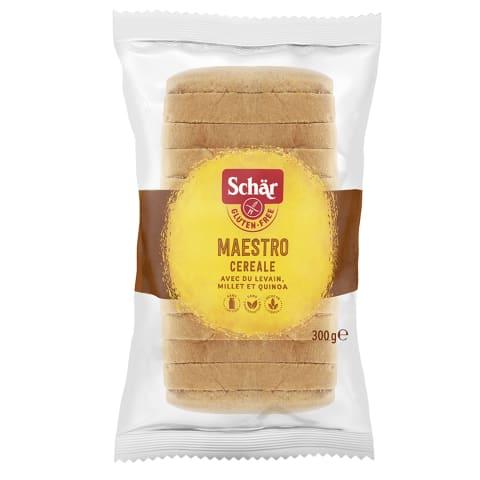 Duona be glitimo CEREALE, 300 g