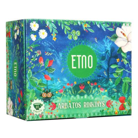 Arbatų rinkinys ETNO, 75 g
